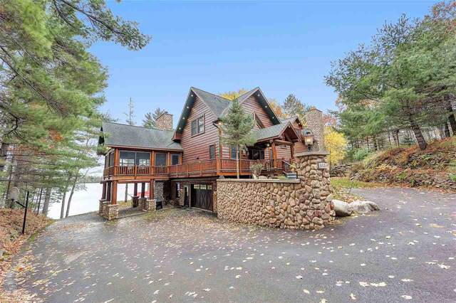 5321 Dam Lake Road, Eagle River, WI 54521 (#50237950) :: Todd Wiese Homeselling System, Inc.