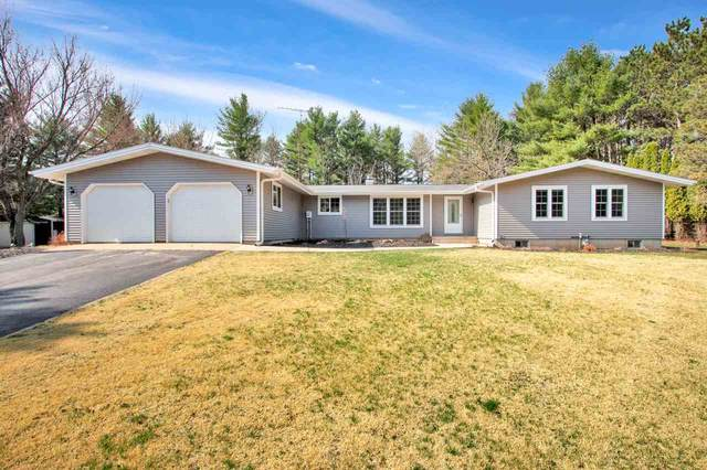 N2303 Alpine Drive, Wautoma, WI 54982 (#50237971) :: Ben Bartolazzi Real Estate Inc