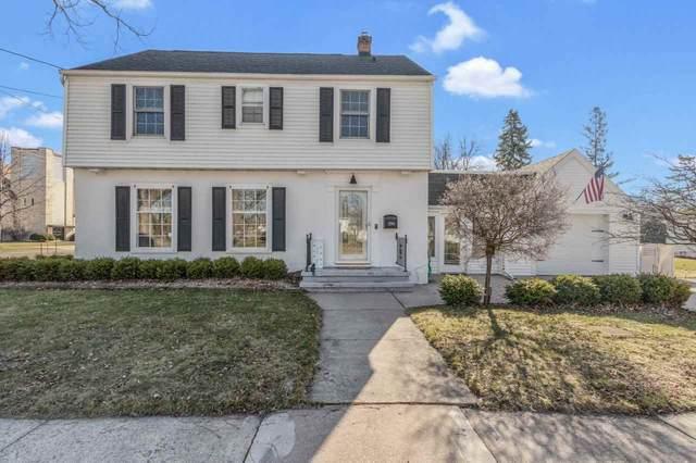 1750 N Erb Street, Appleton, WI 54911 (#50237974) :: Dallaire Realty