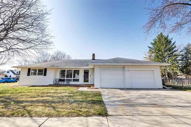 1420 Ridgeway Drive, Green Bay, WI 54115 (#50237994) :: Town & Country Real Estate