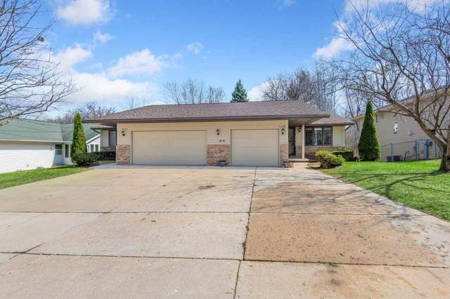 1157 Crestwood Drive, Green Bay, WI 54313 (#50237996) :: Dallaire Realty