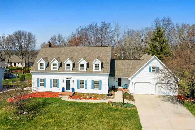 1405 N Bay Highlands Drive, Green Bay, WI 54311 (#50238051) :: Town & Country Real Estate