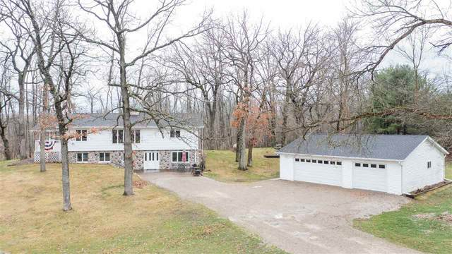 N3620 Tomorrow River Lane, Waupaca, WI 54981 (#50238084) :: Dallaire Realty