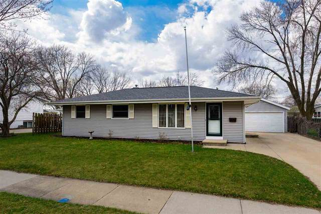 1015 Windsor Street, Oshkosh, WI 54902 (#50238096) :: Dallaire Realty