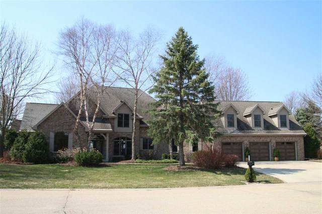 N7875 Edgewater Court, Sherwood, WI 54169 (#50238119) :: Dallaire Realty