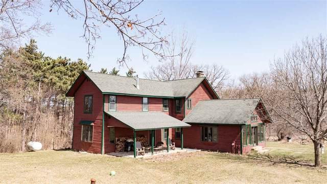 6623 Hwy K, Amherst, WI 54406 (#50238136) :: Ben Bartolazzi Real Estate Inc