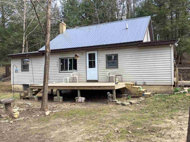 E1338 W River Hill Road, Iola, WI 54945 (#50238158) :: Town & Country Real Estate