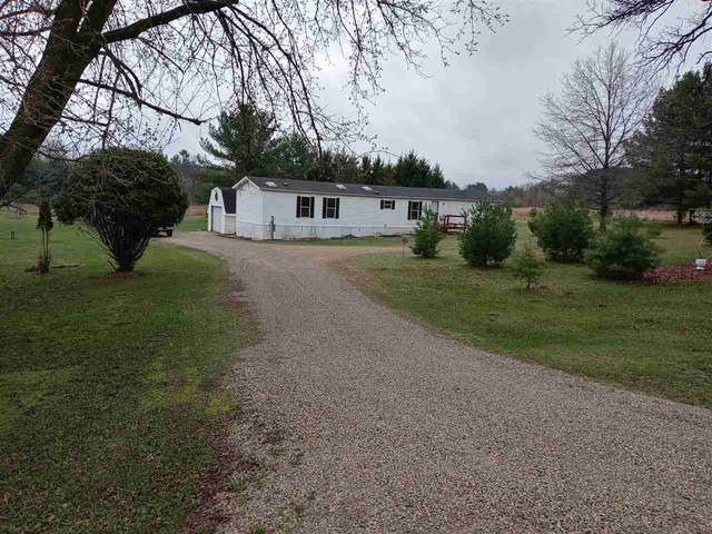 N5308 Cemetery Road, Manawa, WI 54949 (#50238179) :: Todd Wiese Homeselling System, Inc.