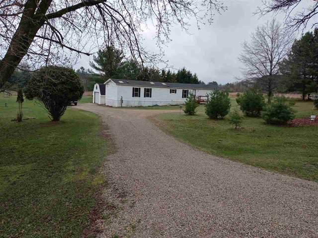 N5308 Cemetery Road, Manawa, WI 54949 (#50238179) :: Symes Realty, LLC