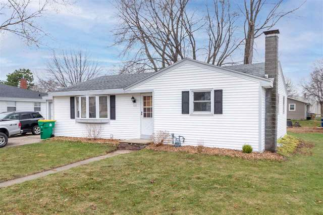 820 Bader Street, Green Bay, WI 54302 (#50238180) :: Dallaire Realty