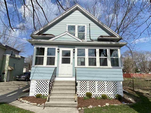 808 Bay Shore Drive, Oshkosh, WI 54901 (#50238185) :: Todd Wiese Homeselling System, Inc.