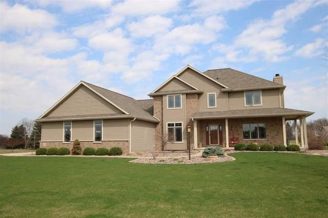 N5530 Boyke Drive, Fond Du Lac, WI 54937 (#50238193) :: Town & Country Real Estate