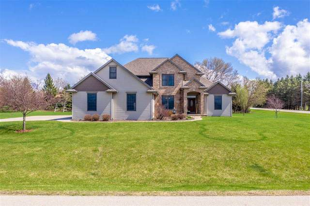 N2714 Buckhorn Lane, Appleton, WI 54913 (#50238233) :: Symes Realty, LLC