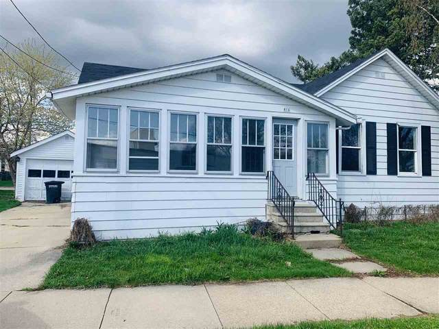 816 School Avenue, Oshkosh, WI 54901 (#50238239) :: Dallaire Realty