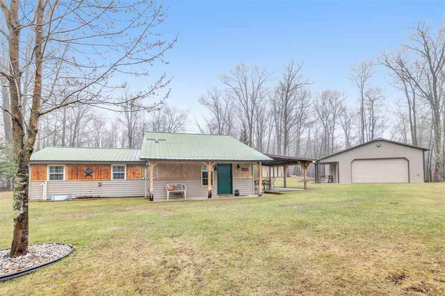 N11874 Allison Lane, Silver Cliff, WI 54104 (#50238241) :: Dallaire Realty