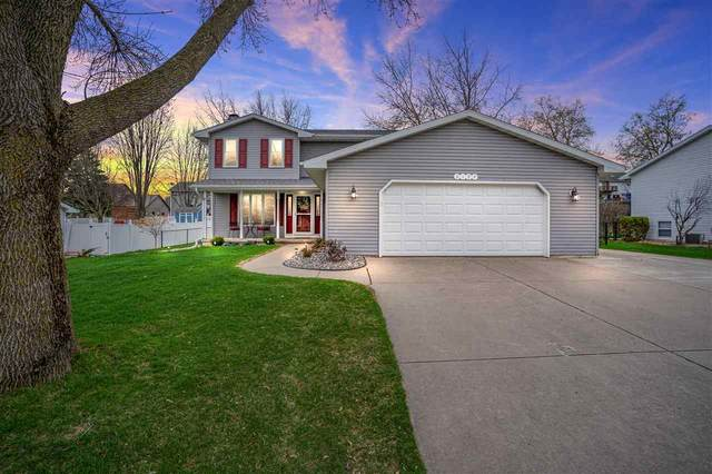 3177 Liberty Bell Road, Green Bay, WI 54313 (#50238288) :: Ben Bartolazzi Real Estate Inc