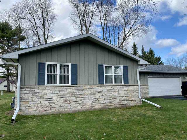 439 Monroe Street, Oconto, WI 54153 (#50238337) :: Todd Wiese Homeselling System, Inc.