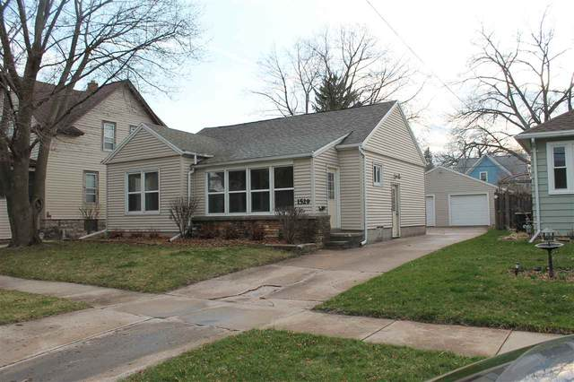 1529 Jefferson Street, Oshkosh, WI 54901 (#50238397) :: Ben Bartolazzi Real Estate Inc