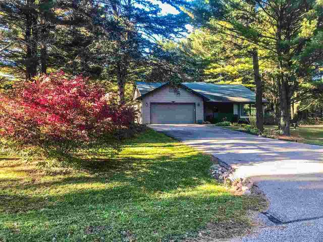 N2277 Alpine Drive, Wautoma, WI 54982 (#50238398) :: Ben Bartolazzi Real Estate Inc