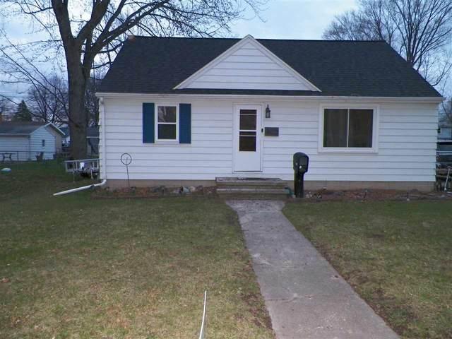 802 Park Street, Green Bay, WI 54302 (#50238407) :: Ben Bartolazzi Real Estate Inc