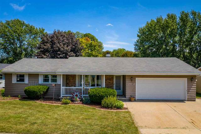 2612 N Lisa Street, Appleton, WI 54914 (#50238431) :: Symes Realty, LLC