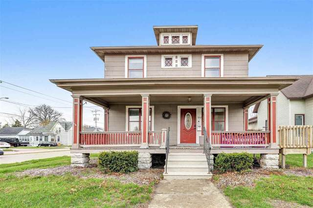 932 Cherry Street, Green Bay, WI 54301 (#50238437) :: Carolyn Stark Real Estate Team