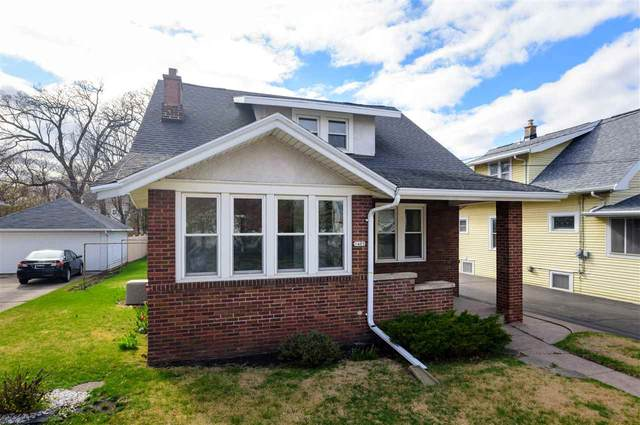 1405 Ohio Street, Oshkosh, WI 54902 (#50238447) :: Ben Bartolazzi Real Estate Inc
