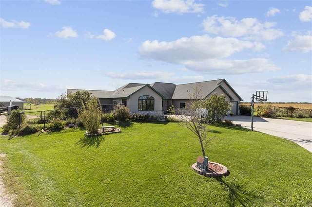 23689 Manitowoc Road, Reedsville, WI 54230 (#50238450) :: Carolyn Stark Real Estate Team