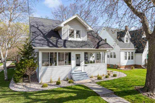 142 W 23RD Avenue, Oshkosh, WI 54902 (#50238462) :: Ben Bartolazzi Real Estate Inc