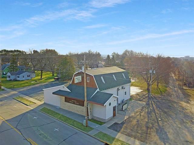 960 Depot Street, Manawa, WI 54949 (#50238478) :: Ben Bartolazzi Real Estate Inc