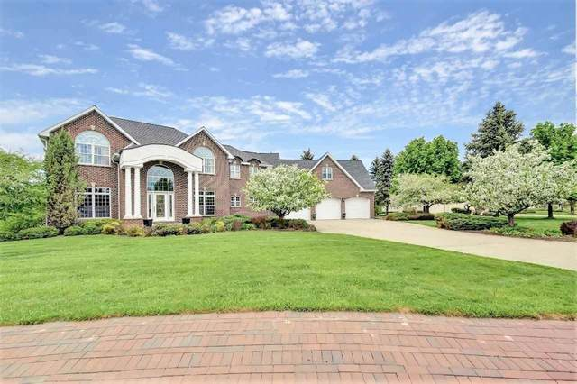 1091 Longbow Court, Oneida, WI 54155 (#50238527) :: Carolyn Stark Real Estate Team