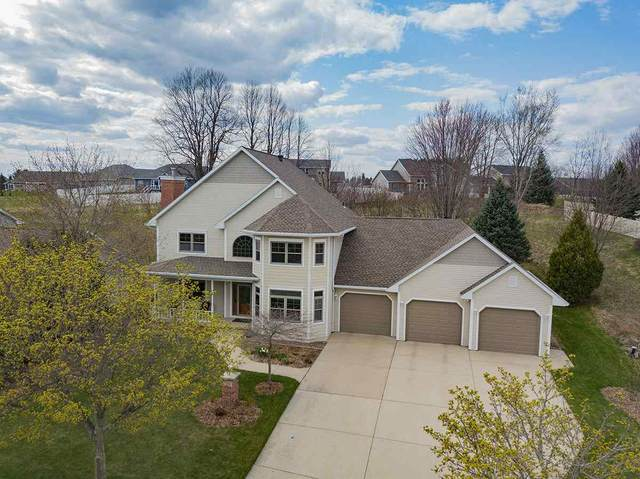 1351 Graceland Terrace, Green Bay, WI 54313 (#50238600) :: Town & Country Real Estate