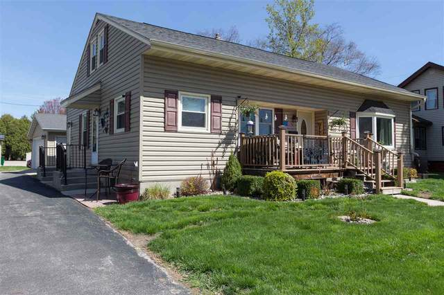 563 W Scott Street, Fond Du Lac, WI 54937 (#50238608) :: Carolyn Stark Real Estate Team