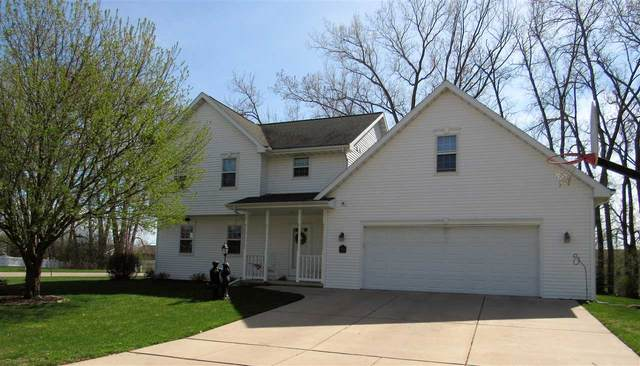 2098 S Rock River Circle, De Pere, WI 54115 (#50238621) :: Ben Bartolazzi Real Estate Inc