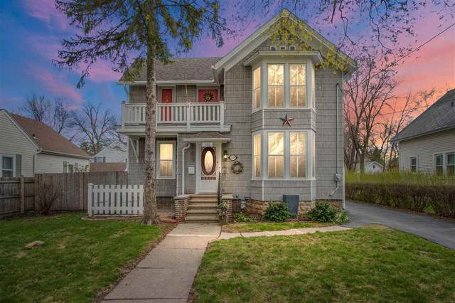 1009 W Oklahoma Street, Appleton, WI 54914 (#50238714) :: Ben Bartolazzi Real Estate Inc