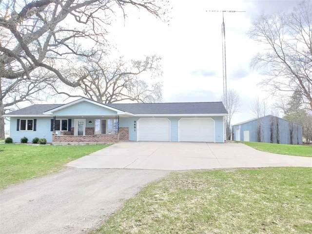3651 Sand Pit Road, Omro, WI 54963 (#50238730) :: Symes Realty, LLC