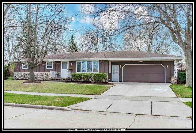 2109 E Lourdes Drive, Appleton, WI 54915 (#50238736) :: Ben Bartolazzi Real Estate Inc