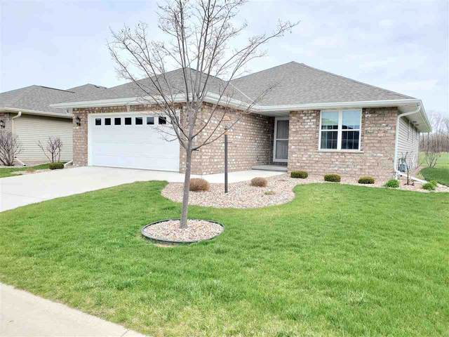 3826 Shore Crest Lane, Green Bay, WI 54311 (#50238742) :: Ben Bartolazzi Real Estate Inc