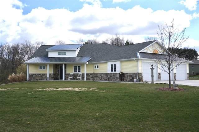 N3180 Trails End Court, Hortonville, WI 54944 (#50238748) :: Ben Bartolazzi Real Estate Inc