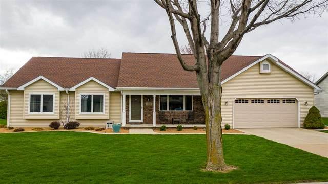 1329 Cherry Lane, Neenah, WI 54956 (#50238751) :: Ben Bartolazzi Real Estate Inc