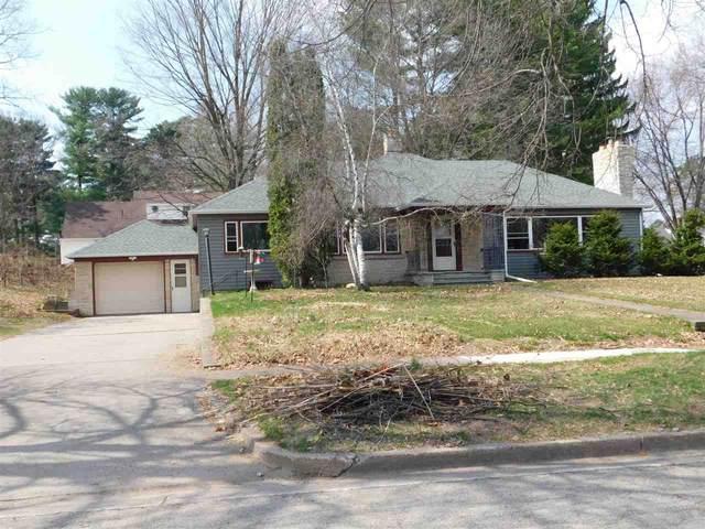 305 S Smalley Street, Shawano, WI 54166 (#50238758) :: Ben Bartolazzi Real Estate Inc