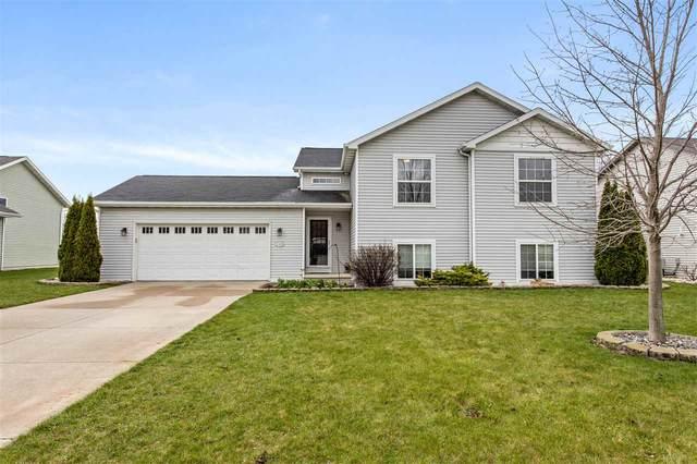 2335 Ladybird Drive, Neenah, WI 54956 (#50238766) :: Ben Bartolazzi Real Estate Inc