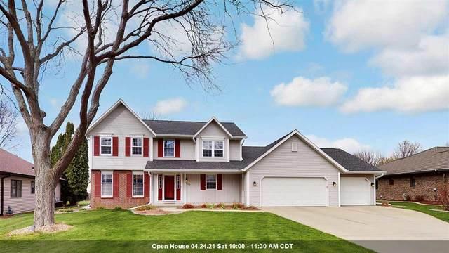 2639 Hillside Heights Drive, Green Bay, WI 54311 (#50238774) :: Ben Bartolazzi Real Estate Inc