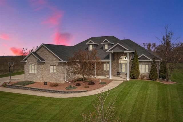 W5465 Abel Drive, Fond Du Lac, WI 54937 (#50238792) :: Carolyn Stark Real Estate Team