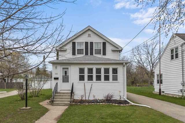 1661 Delaware Street, Oshkosh, WI 54902 (#50238794) :: Carolyn Stark Real Estate Team