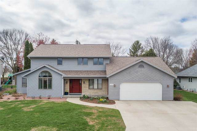 3127 N Oakdale Lane, Appleton, WI 54914 (#50238799) :: Town & Country Real Estate