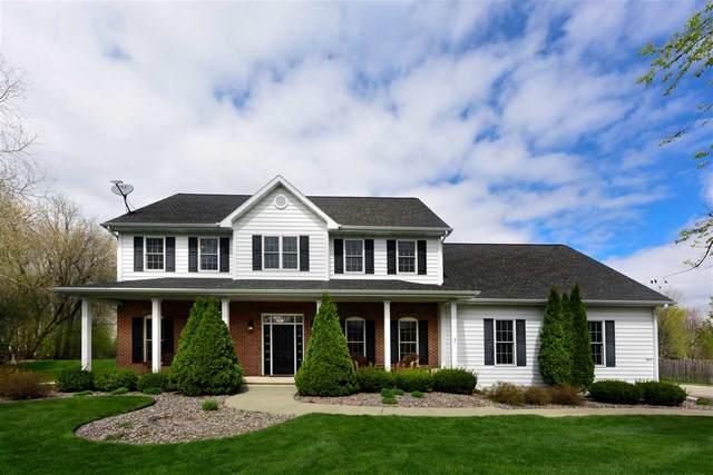 2776 Beechnut Drive, Oshkosh, WI 54904 (#50238802) :: Carolyn Stark Real Estate Team