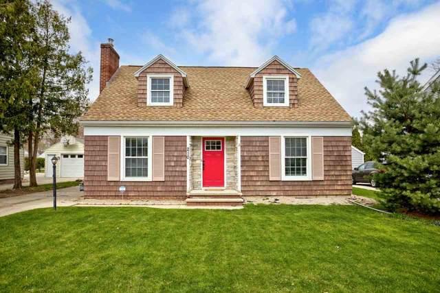 210 E Frances Street, Appleton, WI 54911 (#50238803) :: Carolyn Stark Real Estate Team