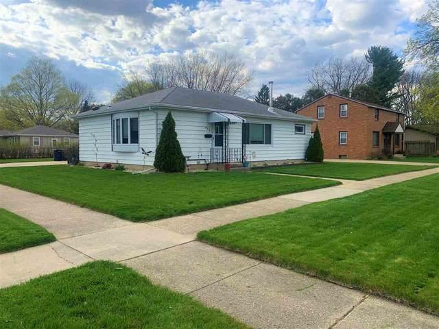 805 Miller Avenue, Janesville, WI 53548 (#50238805) :: Carolyn Stark Real Estate Team