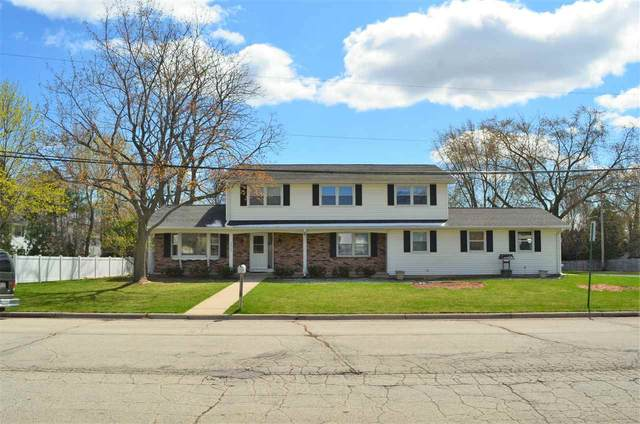 3925 Delahaut Street, Green Bay, WI 54301 (#50238810) :: Carolyn Stark Real Estate Team